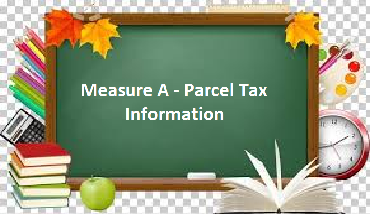 Measure A - Parcel Tax Information