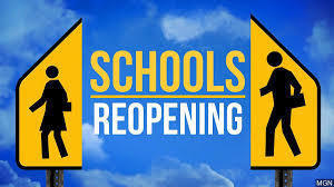 WSCUHSD Draft Plan for Reopening Schools