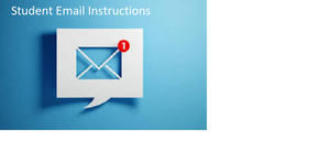 Student Email Instruction to Access