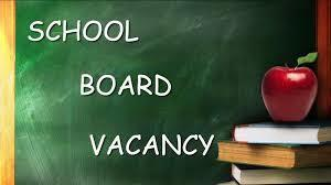 WSCUHSD Board Vacancy Applicant Information