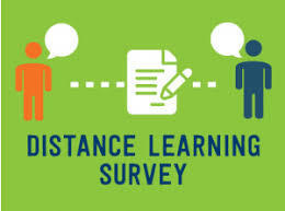 Distance Learning Survey Image