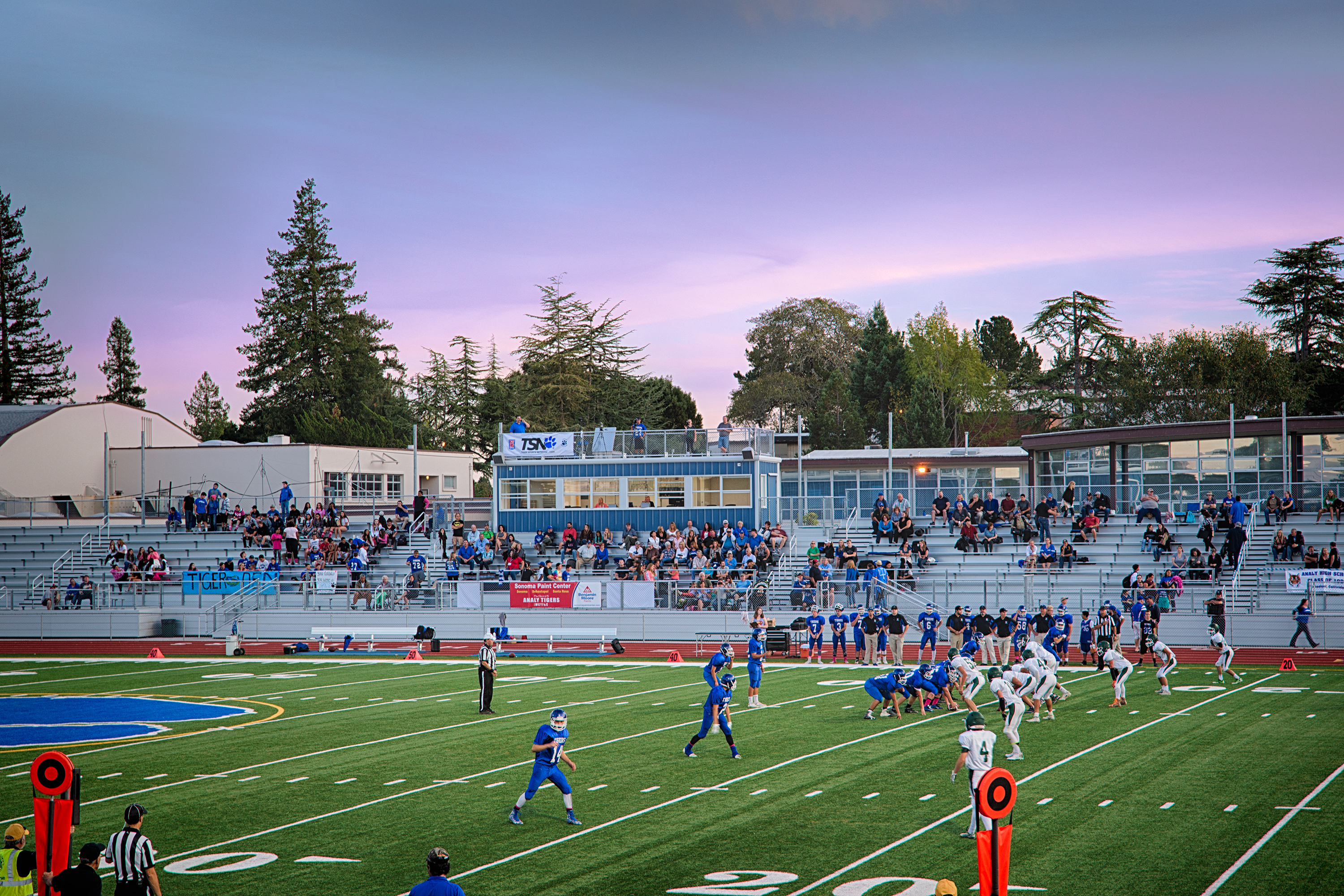 Analy High School Football